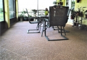 knockdown-texture-patio-installation-orlando
