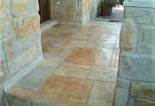 limestone-stamped-entryway-orlando