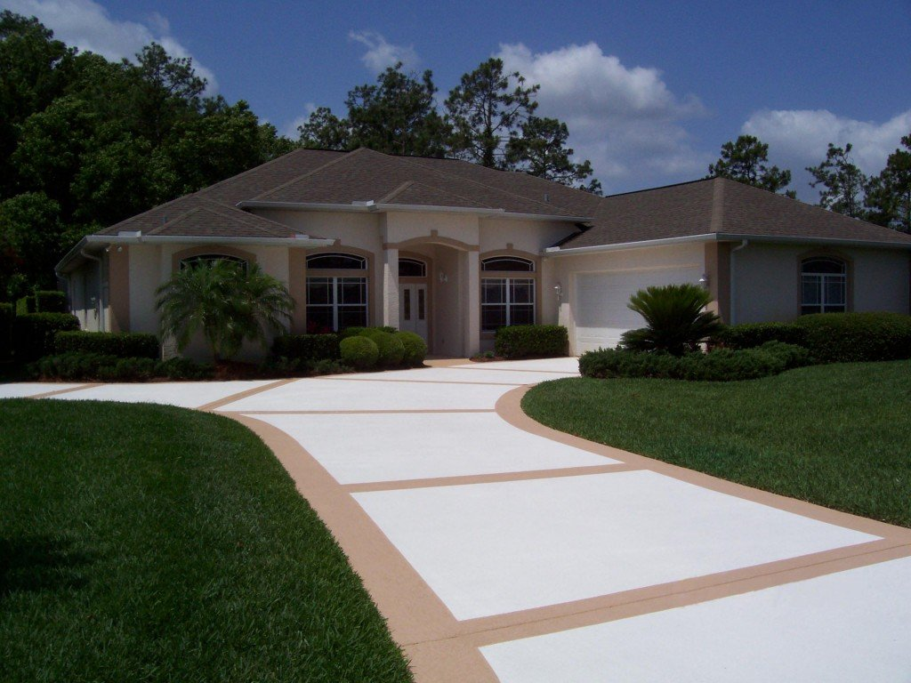 Sundek Classic Texture Acrylic Cement Coating Orlando