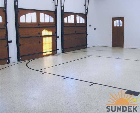 Garage Floors Philadelphia Sundek Of Pa