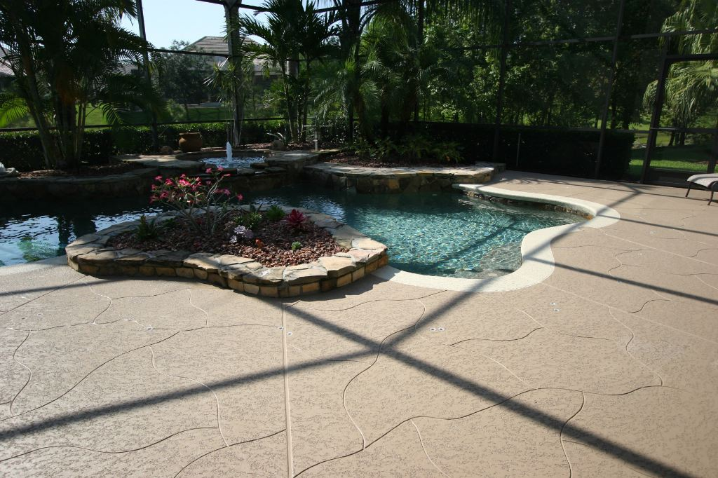 Sun surfaces of orlando for Florida pool and deck