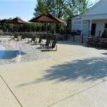 commercial concrete pool deck orlando