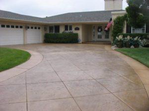 concrete driveway Orlando