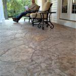 concrete patio stamp orlando