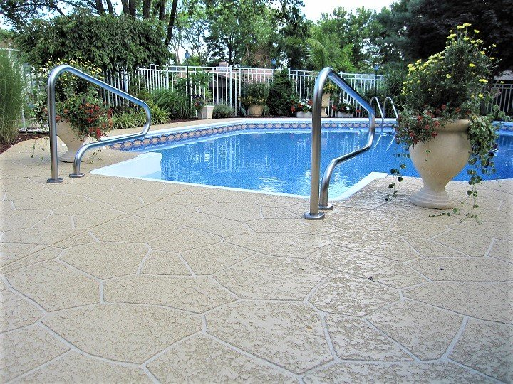 Concrete Pool Deck Gallery Orlando Fl