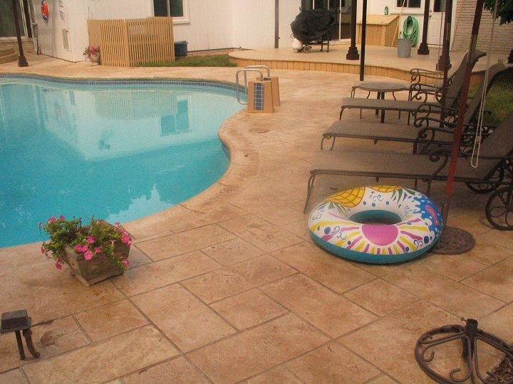 Concrete Pool Deck Gallery Orlando Fl