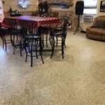 epoxy flooring garage orlando