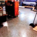industrial garage floor orlando fl