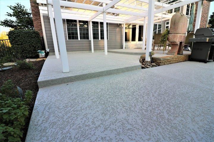 knockdown texture patios orlando