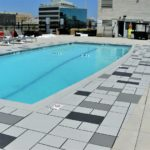 knockdown texture pool deck application orlando