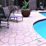 pool deck stamping orlando
