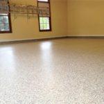 residential epoxy floor garage floor orlando
