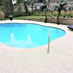 residential pool decking orlando