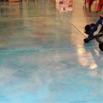 stained concrete basement orlando