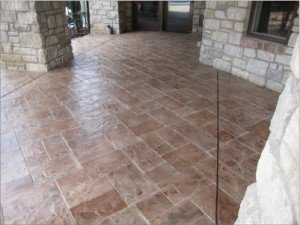 High Quality Stamped Concrete Overlays
