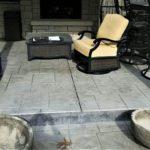 stamped patio installation orlando