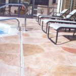 tuscan pool deck application orlando
