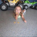 garage floor resurfacing Orlando FL