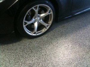 Garage Floor in Altamonte Springs,FL