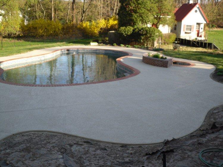Clermont, FL pool-deck resurfacing