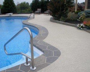 Wekiva,FL Pool Deck
