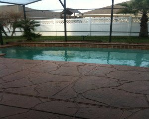 Sundek Pool Decking in Florida