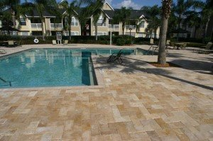 Pool Deck Acrylic Cement Coating