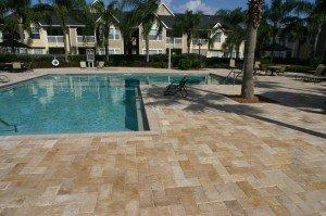 Pool Deck Acrylic Cement Coating
