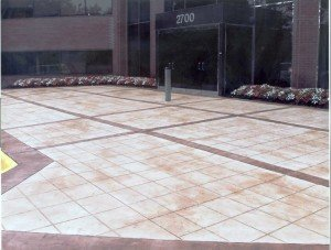 Office Outdoor Floor Design