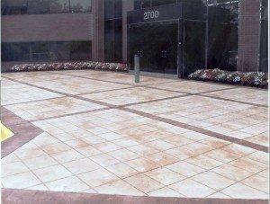 Office Outdoor Floor Design