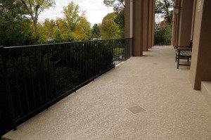 Concrete Patio Resurfacing