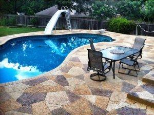 concrete pool deck Orlando