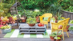 foodscaping patio