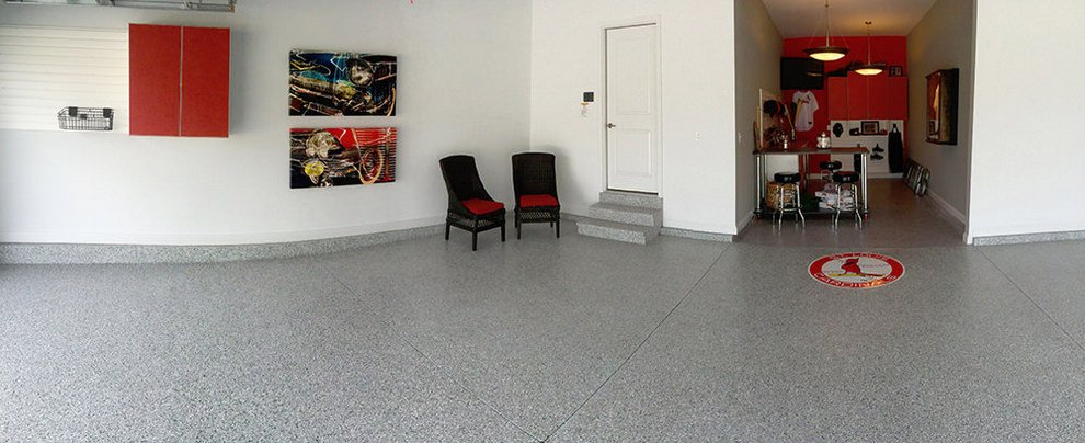 epoxy garage floors Orlando