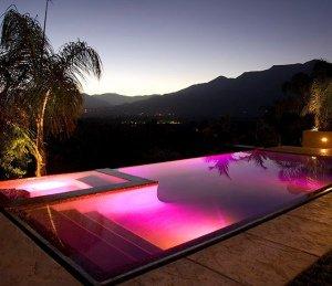 pool deck LED light