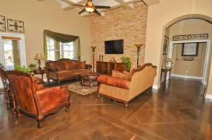 stained concrete interior Orlando