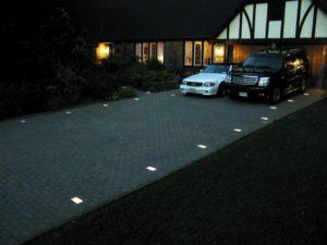 driveway outdoor lights