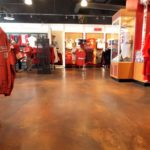 commercial interior floor stains orlando