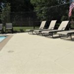 concrete pool deck crack repair orlando fl