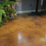 concrete staining solutions orlando