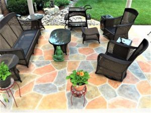 decorative concrete overlay orlando