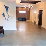 polished concrete interior floor orlando