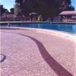 pool deck classic texture custom scoreline orlando fl