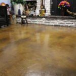 stained concrete floors orlando