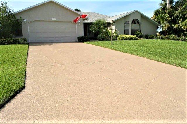Concrete Driveways Orlando Fl