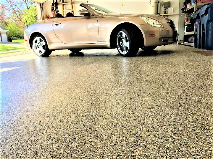 epoxy flooring orlando