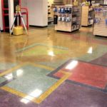 commercial concrete polishing orlando