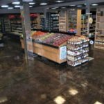 commercial polished concrete orlando