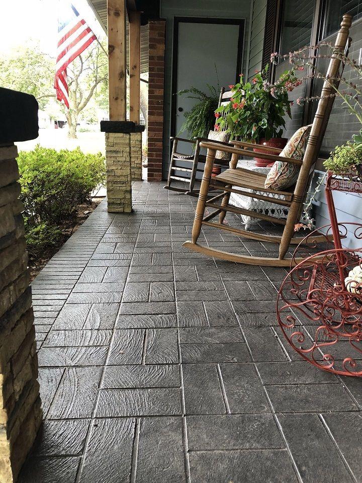 concrete patio ideas orlando